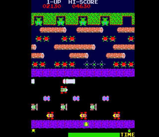 Atari Arcade Screenshot