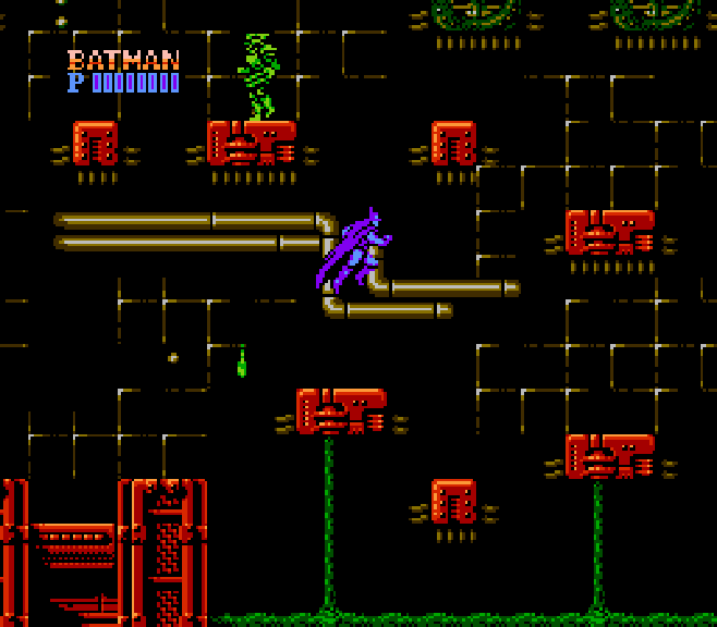Batman for NES