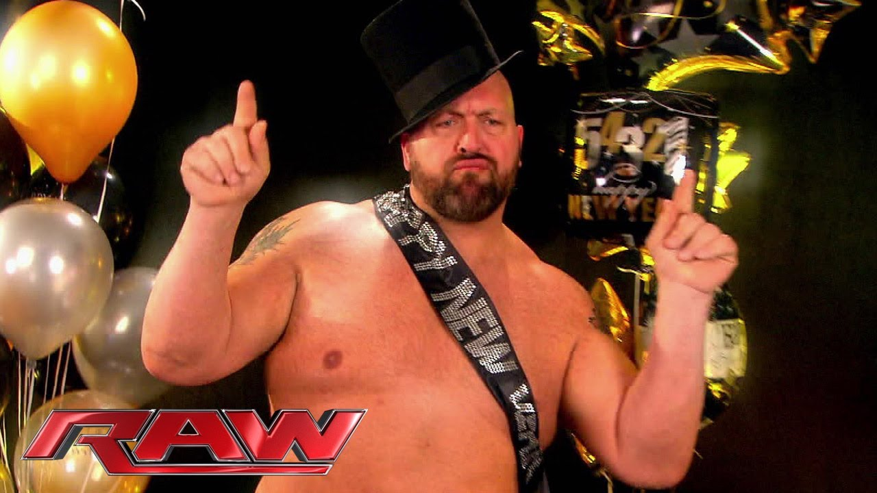 Big Show is Baby New Year?!